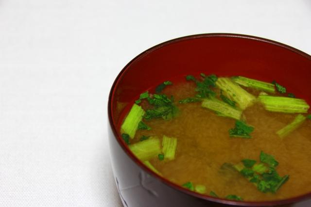 即席のインスタント味噌汁は健康や栄養面はどうなの?