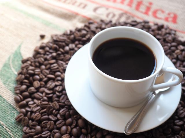 コーヒーの効能&ブラックコーヒーに砂糖を使うとNGな理由!