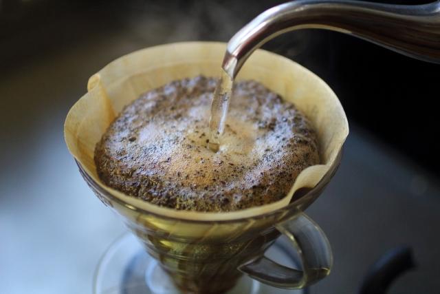 痩せる人もいるコーヒー。ブラックが飲めない人は玄米甘酒を