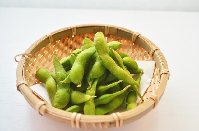 枝豆・大豆・黒豆は元は同じもの?!栄養に違いはあるのか?