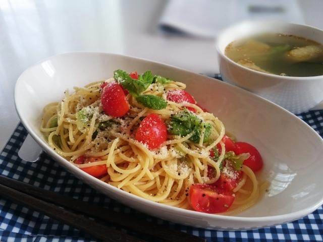 パスタの優れた特徴とは?トマトソースの栄養と簡単レシピ!