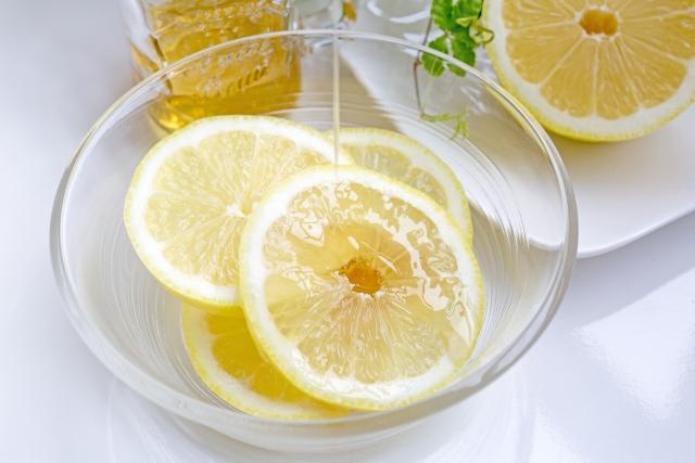 レモンのはちみつ漬けの効果!砂糖よりはちみつでつくろう!