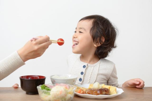 子供の嘔吐後の食事はどうすれば良い?消化の良い食事とは?