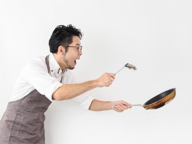 料理が苦手・下手な人の特徴とは?克服するポイントとは!