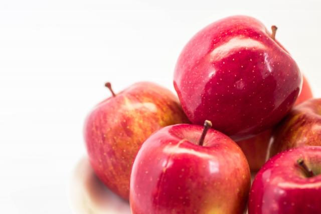 りんごをミキサーを使ってジュースに!作り方と栄養効能は?