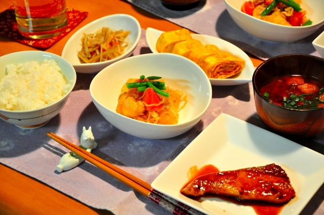 クックパッドで和食の作り方を検索!人気の和食メニューは?