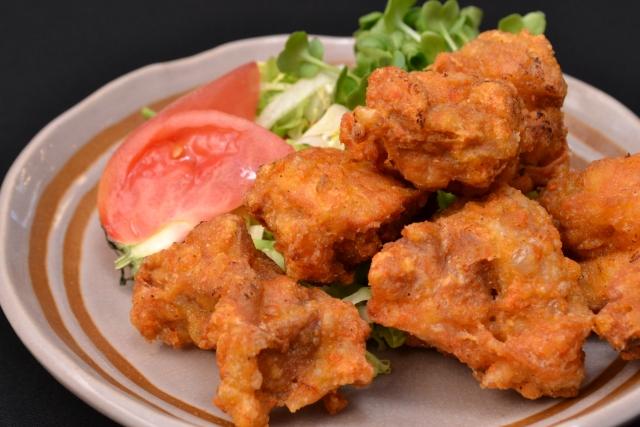 唐揚げに利用する鶏肉の栄養は?片栗粉と小麦粉の違いとは?