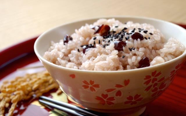 赤飯と甘納豆を圧力鍋で作ってみよう!甘納豆赤飯もオススメ