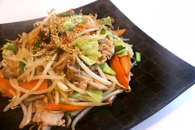 野菜炒めの味付けに使用される醤油!レシピと醤油の選び方!