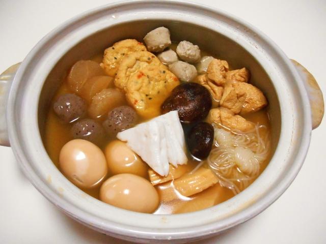 美味しいおでんの作り方!生卵・完熟・半熟で栄養は違うの?