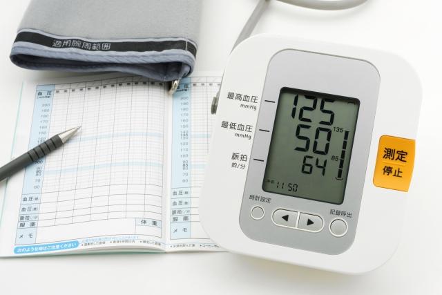 血圧の標準的な数値はいくつなの?読み方がよく分からない!