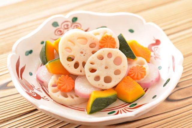 レンコンの煮物は栄養たっぷり!変色を防ぐためには?