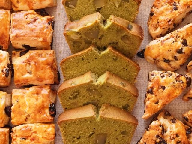 小麦粉の代用にいろいろな食材を使ってお菓子が作れる!