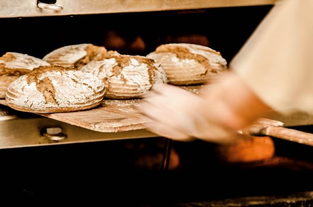 オーブンを使ってパン作りに大切な発酵温度管理も簡単に