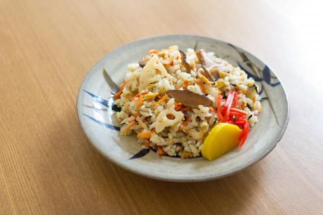 炊き込みご飯の栄養価は?冷凍保存の仕方とアレンジ法