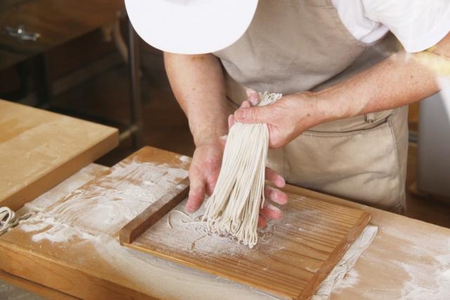 蕎麦を食べるときは小麦粉多い・少ないに気を付けよう!