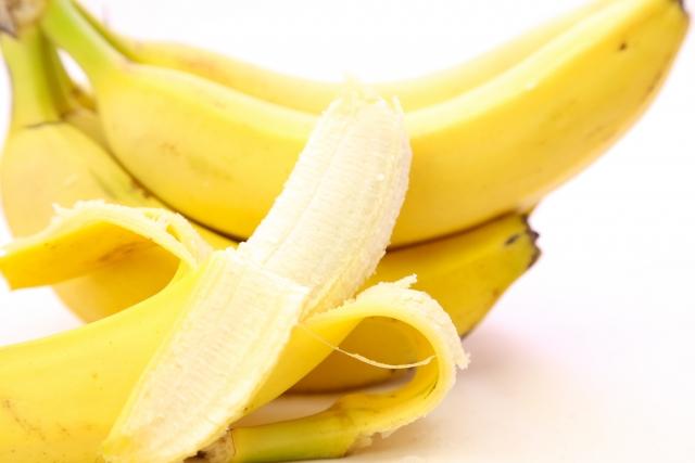 離乳食にバナナを!バナナの黒い斑点が意味していることは?