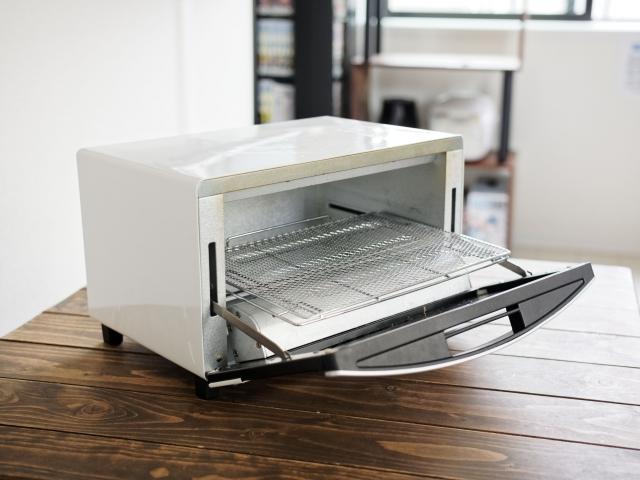 トースターを使ったクッキーの焼き方って?焦げやすい?
