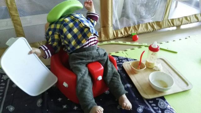 どうして?うちの子離乳食を食べない!8ヶ月の食卓事情は?