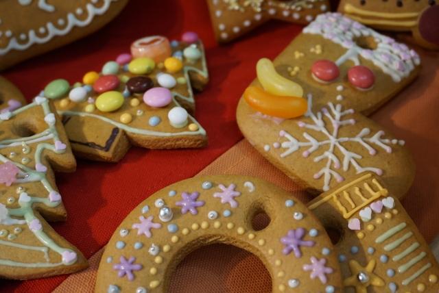 クッキーを華やかにするアイシングは初心者でも出来る!