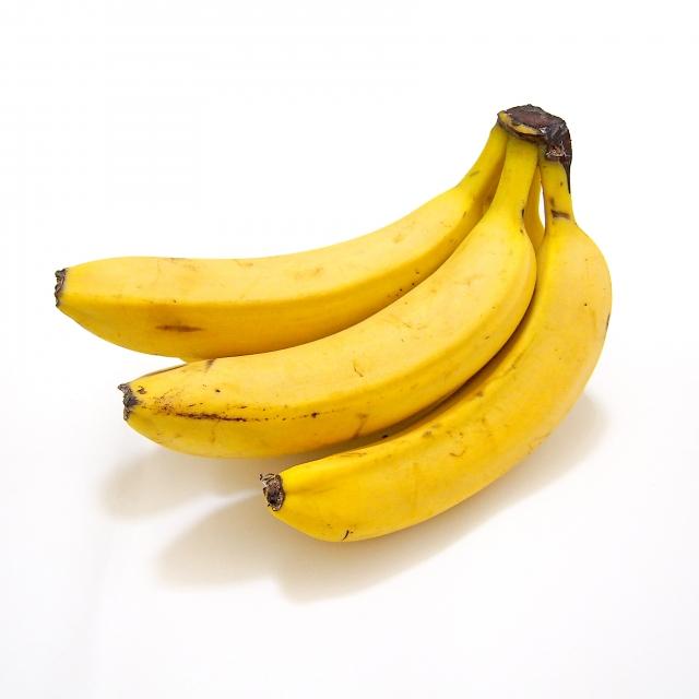 バナナに黒いポツポツがある。皮が黒くなるのはどうして?