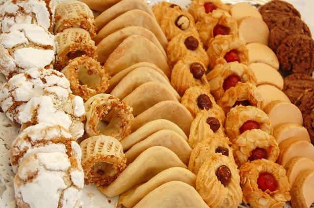クッキー生地の種類とおいしいサクサククッキーの作り方