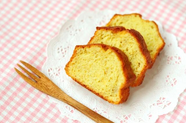 パウンドケーキをしっとりさせるコツ&正しい保存方法とは?