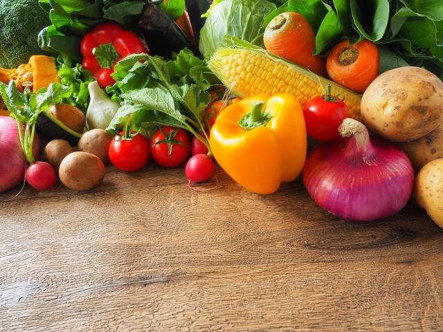 野菜の種類とは?さらに緑黄色野菜と淡色野菜の違いとは?