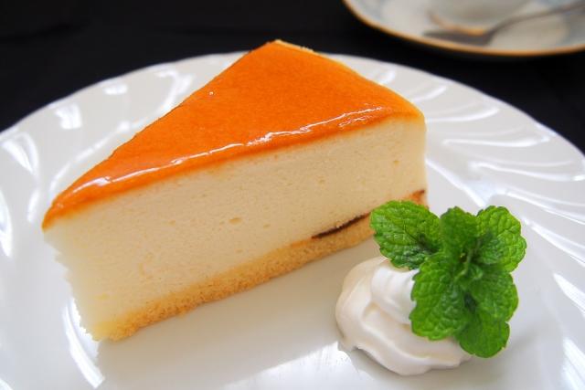 チーズケーキの種類や違いはどのようなものがあるの?