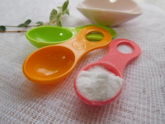 玄米を柔らかく、野菜の農薬除去にも使える重曹の底ヂカラ