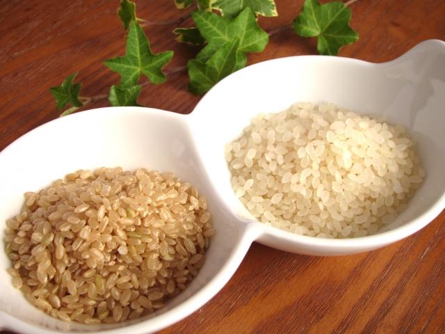 玄米は白米よりも身体に良い?栄養成分の比率で見てみよう。