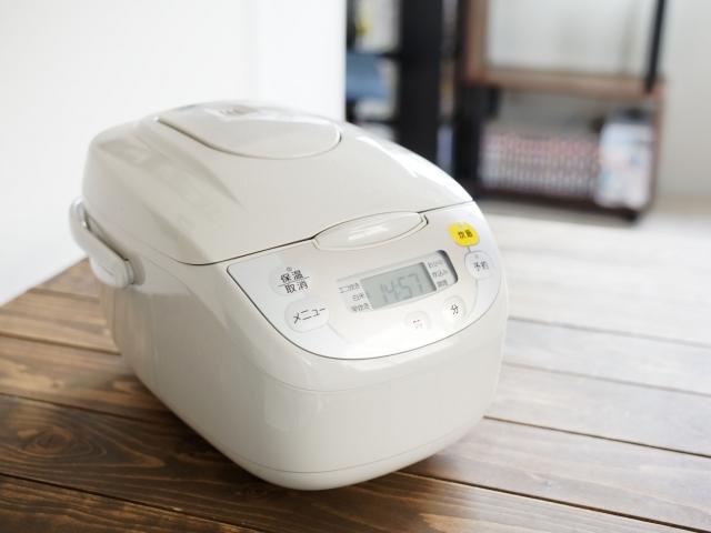 炊飯器内釜の耐久性はどれくらい?炊飯器のアレコレを調査!