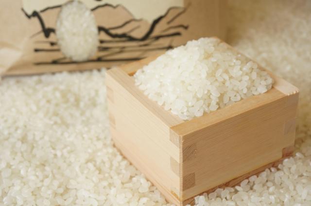 日本人ならササニシキ!アミロース豊富なお米を食べて健康に