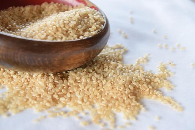 玄米を精米すると量も栄養価も目減りする!分づき米のススメ