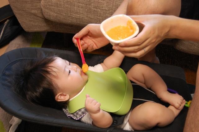 赤ちゃんがはじめて食べる離乳食はオーガニックを使うべき?