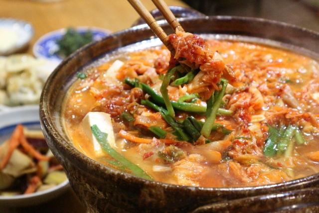 材料色々な味噌チゲのレシピ!魅力満載の韓国料理について