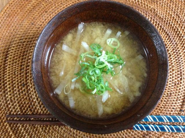 美味しい味噌汁の大根はどんな切り方?調理方法で変えるの?