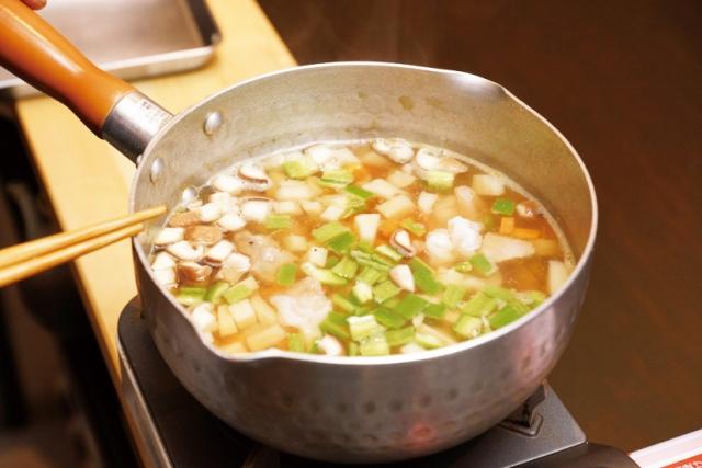 味噌汁を作るとき、味噌の溶かし方ってどうしてる?