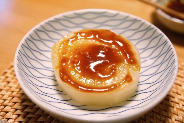 和食上手になれる!?ふろふき大根&味噌だれの作り方を伝授