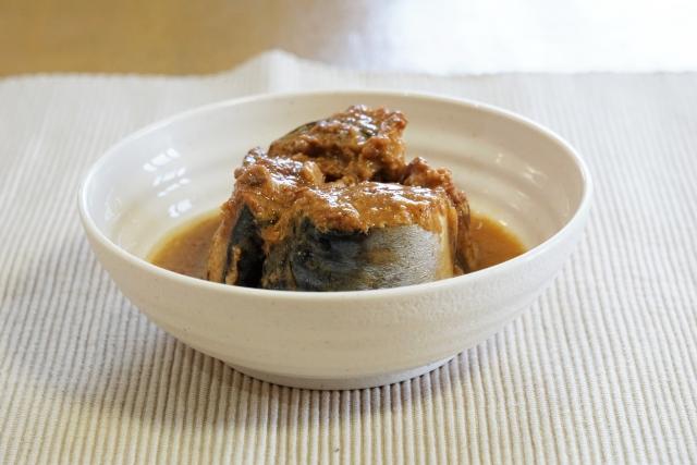 サバの味噌煮の缶詰レシピ!サバ缶の栄養や他の缶詰もご紹介