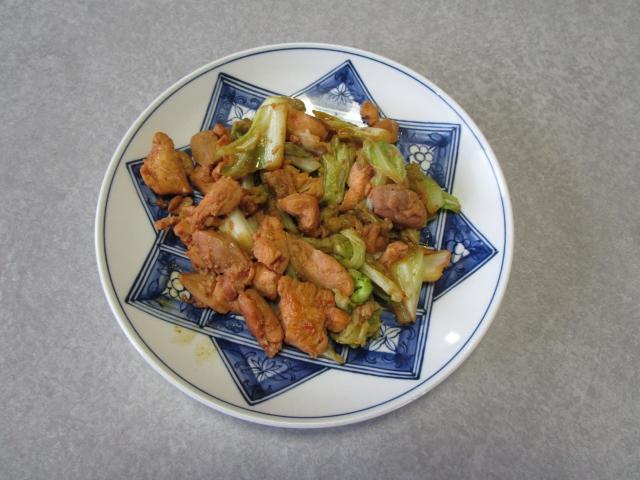 味噌炒めの献立に鶏肉を使ってみたらこんな効果がありました