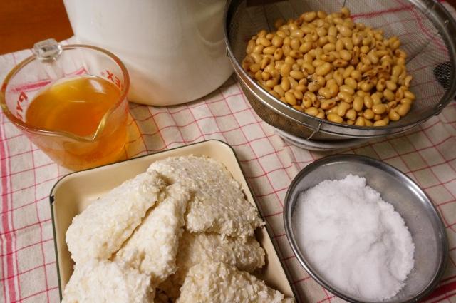 自宅で味噌作りに挑戦!容器や保存方法を教えます