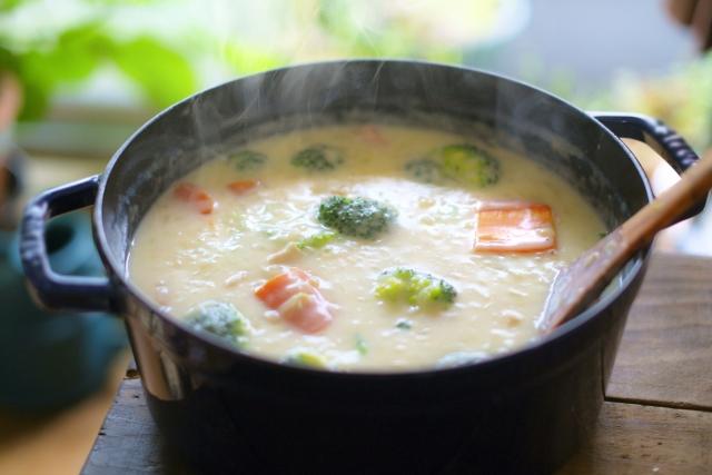 牛乳を味噌汁に使ったレシピや牛乳と味噌の相乗効果をご紹介