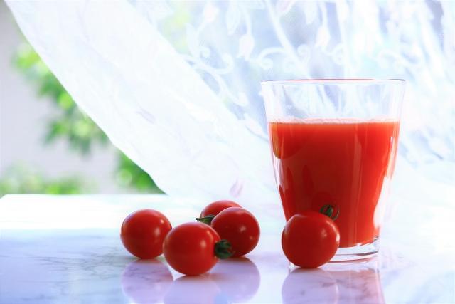 野菜ジュースダイエット!リコピンパワーはダイエットの味方