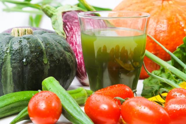 野菜ジュースを飲んでとりたい栄養素でおすすめのものは!?