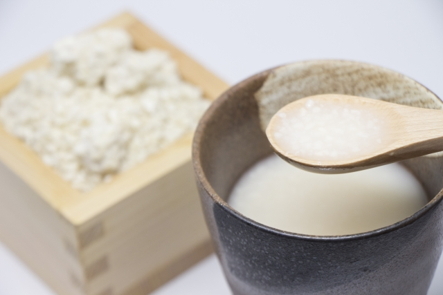 自家製の麹甘酒の味が薄い?薄くなる原因とその活用法とは?