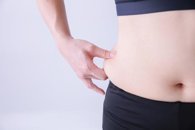 カロリー不足が招いてしまう、筋肉の減少と脂肪の増加