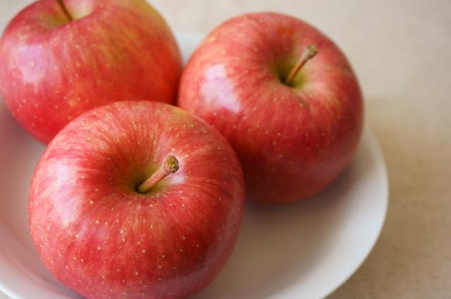 りんごの蒸しパンは低カロリーなのか?高カロリーなのか?