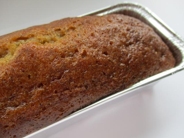 しっとりおいしいバナナパウンドケーキのカロリーは高いの?