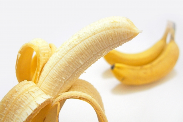 バナナは栄養豊富!カロリーが高いだけの果物ではありません